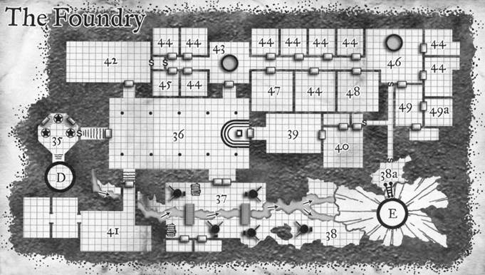 5e Wilderlands (12 for 12:30pm Sundays, multi-table) at St